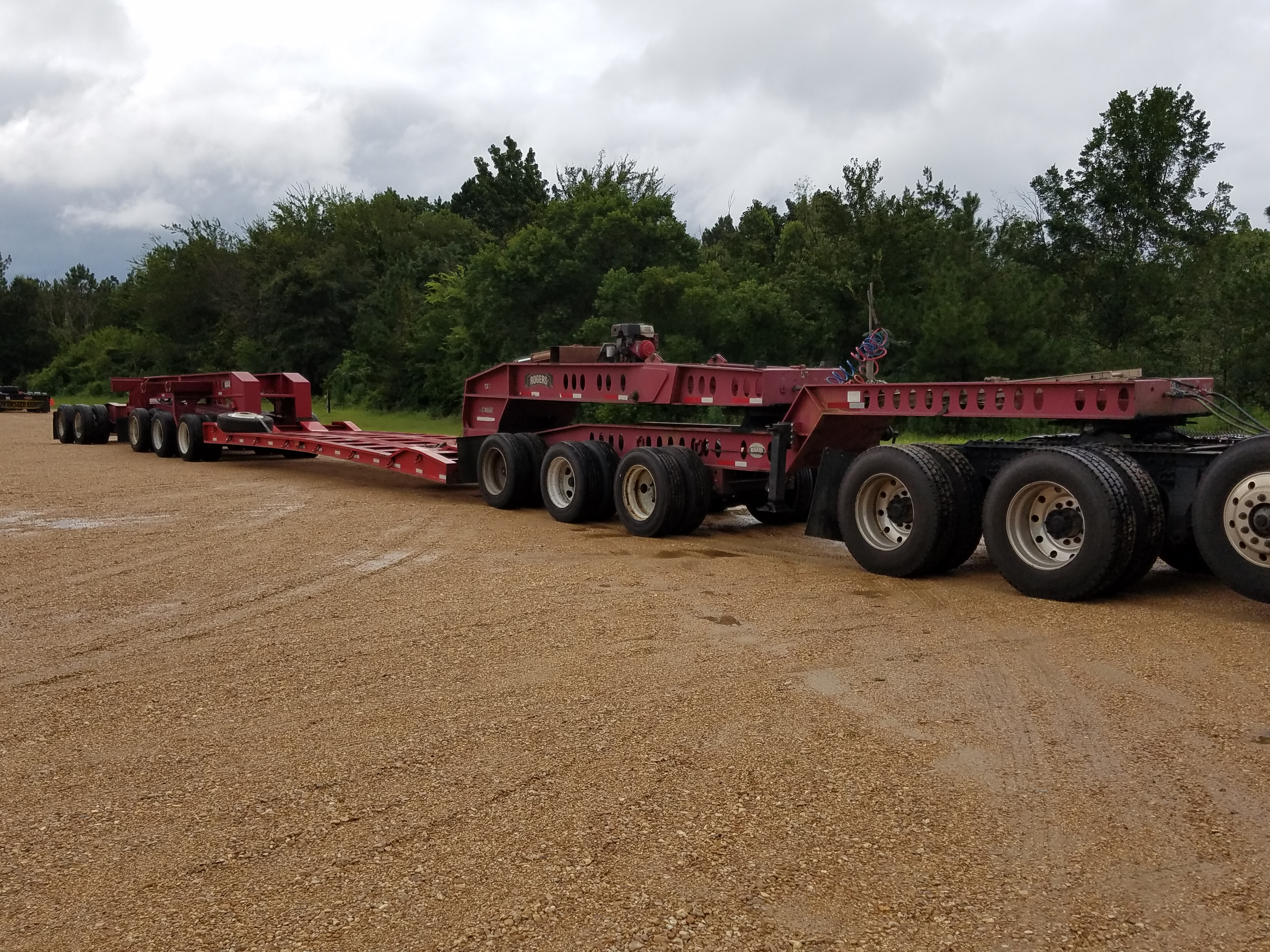 Heavy Hauling & Oversized Load Trucking Company MS | Sun